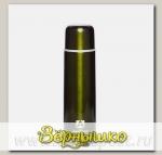 Термос бытовой вакуумный Болотный (для напитков), 1000 мл