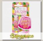 Бальзам для губ меняющий цвет Экзотический ананас JUICY GELLY