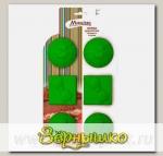 Форма для выпечки Подарки, 27,5х17,5х3 см (цвета в ассортименте)