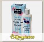 Шампунь против выпадения волос Восстанавливающий с пробиотиком Yoghurt of Bulgaria, 230 мл
