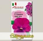 Виола Виттрока Карамель Черри Розе F1, 10 шт. Farao Итальянские сорта и гибриды