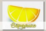 Подушка-долька антистрессовая Лимон