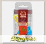 Ситечко для заваривания чая Зонтик, 9,5х5,5 см (цвета в ассортименте)