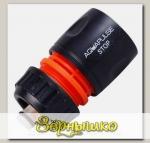 """Коннектор для шлангов d 1/2"""" - 5/8"""" (12.5 - 15 мм) со стопом AP 1003"""