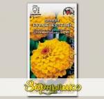 Цинния карликовая Кураж Желтый, 0,2 г