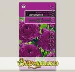 Ранункулюс Цветущая долина Фиолетовая F1, 3 шт. Эксклюзив