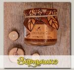 Паста Арахисовая с сиропом топинамбура Шоколадная, 200 г