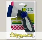 Пистолет-распылитель GREEN APPLE, пластик, 8 режимов (GAEP12-02)
