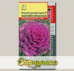 Капуста декоративная Нагойя Красная, 5 шт. Профессиональная серия