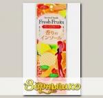 Стельки дезодорирующие с запахом фруктов для женщин, 21-26 см