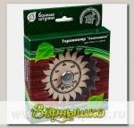 Термометр Солнышко для бани и сауны, 13х13 см