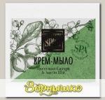 Крем-мыло Цветущая сакура и масло Ши, 90 г