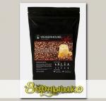 Кофе натуральный жареный в зернах Карамель ароматизированный, 250 г