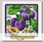 Прихватка Ягоды-фрукты (слива)
