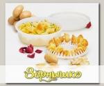Кастрюля для картофеля и овощных долек PURITY MicroWave