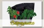 Набор для вертикального озеленения (ленточный), 7 карманов