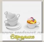 Набор форм для запекания Premier Housewares 4 чайные пары