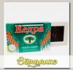 Мыло-скраб ручной работы Кедра со скорлупой кедрового ореха, 80 г