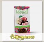 Мармелад Яблочный с шоколадом, 100 г