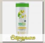 Шампунь для восстановления и блеска волос с Био-лилией и морингой NeoBio, 250 мл