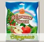 Чипсы яблочные с мятой, 25 г