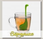 Ёмкость для заваривания чая Baby Nessie (зеленая)