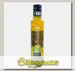 Масло оливковое холодного отжима Extra Vergine с Базиликом, 250 мл