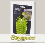 Щетка для стаканов с присоской к раковине Joseph Joseph Brush-up Зеленая (Green)