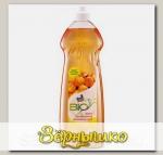 Средство для мытья посуды с ароматом Персика Coodmaid Bio, 1 л
