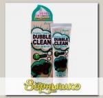 Зубная паста кремовая с Очищающими пузырьками и фитонцидами Dubble Clean, 110 г