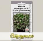 Бакопа Фьюзеаблес Бело-Голубые вершины F1, Смесь, 3 мультидраже (1 драже 5-7 растений) Проф. семена