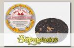 Чай черный с манго, брусникой и красной смородиной Покори весь мир (плитка), 50 г