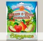 Чипсы-микс с корицей Яблоко и Груша, 25 г