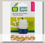 Адаптер GREEN APPLE для шланга 12 мм (1/2) с наружной резьбой, пластик (GAEA20-11)