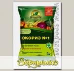 ЭКОРИЗ №1 Для овощных культур, 1 г