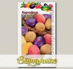 Картофель Салют, Смесь, 0,025 г (~ 37-50 шт. ботанических семян)