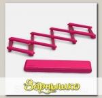 Складная подставка под горячее Joseph Joseph Stretch™ Розовая