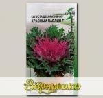 Капуста декоративная Красный павлин F1, 10 шт. Selekt