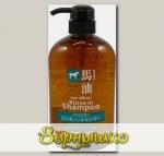 Шампунь-кондиционер без силикона с Лошадиным маслом COSME STATION, 600 мл