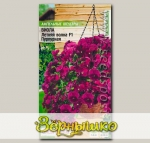 Виола ампельная Летняя волна Пурпурная F1, 5 шт. PanAmerican Seeds Ампельные Шедевры