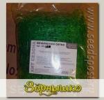 Сетка шпалерная LISTOK ячейка 15х17, 2 м х 10 м зеленая