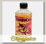 Напиток Комбуча на основе чайного гриба с Иван-чаем, 330 мл