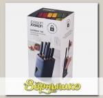 Набор ножей в подставке с защитой от детей Joseph Joseph LockBlock™