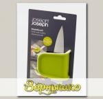 Щетка для мытья столовых приборов и ножей Joseph Joseph Blade Brush Зелёная (Green)
