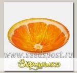 Салатник Walmer Colourful Orange, 18х18 см
